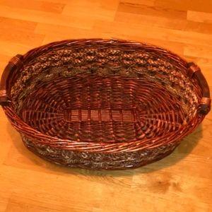 Dog Basket Bed Small Dog